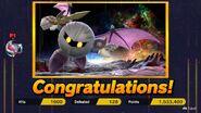SSBUl Meta Knight Congrats