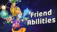 Friend Abilities