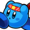 KBR Blue Kirby Head