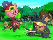 Kirby Ninja FakeKirbyShow