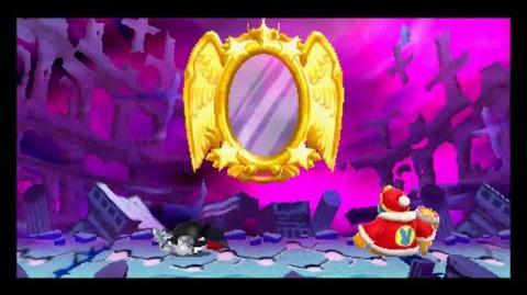 Kirby Triple Deluxe - King Dedede vs Dark Meta Knight