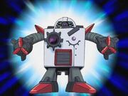 Robot Batte Mode