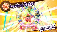 Festival's Friend Ability - Festival Dance
