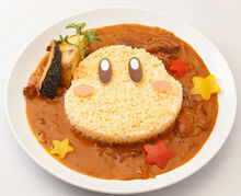 Kirby Cafe food 2