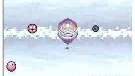 Kirby Canvas Curse Drawcia Battle