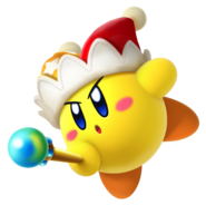 KFD Yellow Kirby artwork