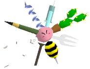 Needle needle