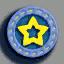 闪烁星徽章01 毛线卡比