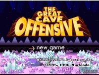 Thecaveoffensive