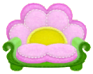 KEY Flower Sofa sprite