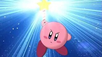 Kirby Right Back at Ya Hoshi no Kaabii - Star Rod Transformation