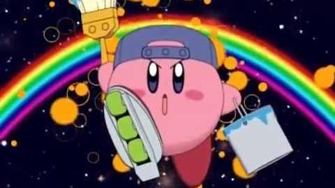 Paint Kirby Transformation (English)