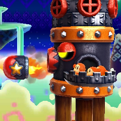 Tdx-Waddle Dee Fort