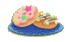 KEY Saturn Donuts sprite