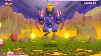 Kirby Return to Dreamland - Landia