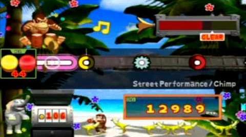 Donkey Konga - Kirby Right Back At Ya! (Chimp)