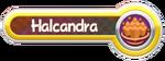 KRtDL Halcandra plaque