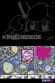 King Dedede Painting