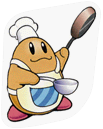 SSBB Chef Kawasaki sticker