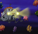 King Dedede's Submarine