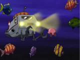 King Dedede's Submarine