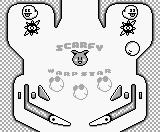Booler Kirby's Pinball Land