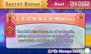 DDDD C-R-O-W-N-E-D Reprise