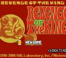 Revenge of the King