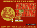 Revenge of the King