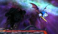 SSB3DS Swarm Meta Knight