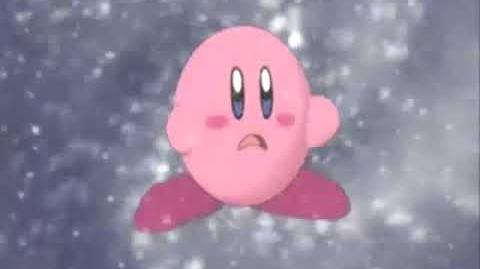 Ice Kirby Transformation (English)