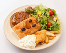Kirby Cafe food 5