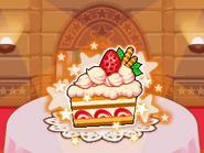 收集品蛋糕