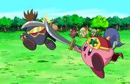 Kirby Slice FakeKirbyShow