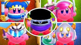 Kirby Trajes