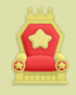 王之宝座家具01 毛线卡比