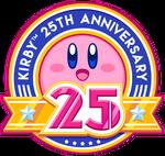 Kirby25AniversarioLogo
