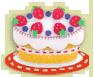 KEY Cake sprite