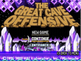 The Great Cave Offensive