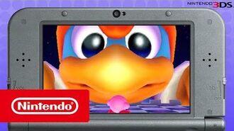 Kirby's Blowout Blast – Bande-annonce de lancement (Nintendo 3DS)