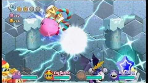 Kirby's Return to Dreamland - 4 Player Co-op Walkthrough (Part 4)