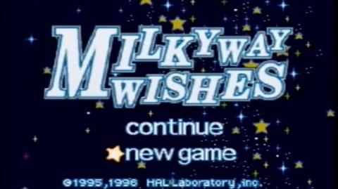 Kirby Super Star - Milky Way Wishes (100%)