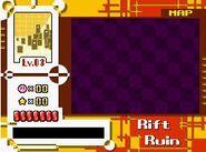 Rift ruin top map