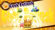 Cook's Friend Ability - Cook Potluck