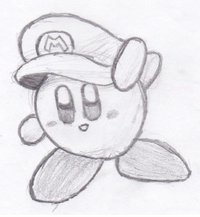Paper Kirby (Paper Kirby 2390)