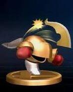 Sir Kibble trofeo