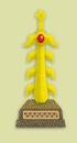 万能剑盖拉西亚家具01 毛线卡比