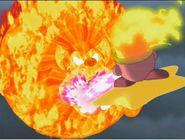 Fire Lion Anime2