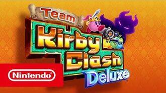 Team Kirby Clash Deluxe - Bande-annonce de lancement (Nintendo 3DS)