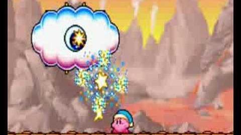 Kirby & The Amazing Mirror Kracko